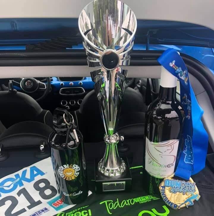 Premiazione Run Day Ladispoli