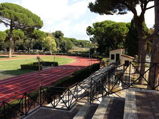 Veduta dello Stadio delle Terme di Caracalla