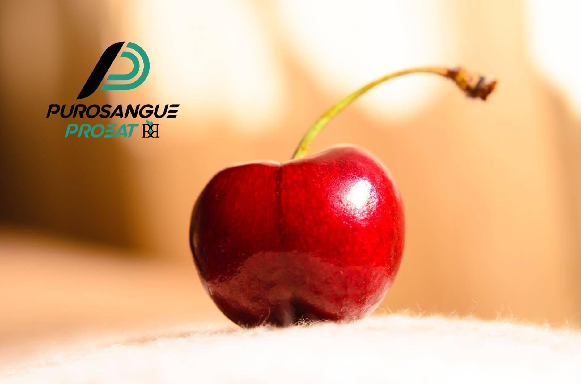 La ciliegia, elisir per i runners